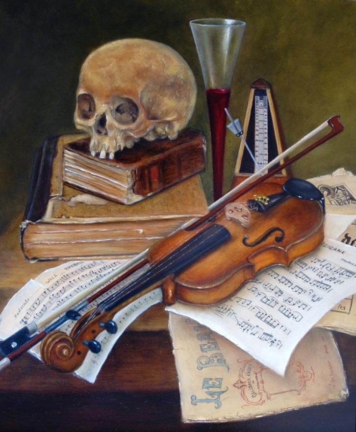 Muziek Vanitas